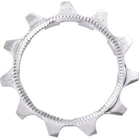 Shimano XT-klinge med afstandsring Kassette 'til BJ/BK-gruppe CS-M771-10' sølv